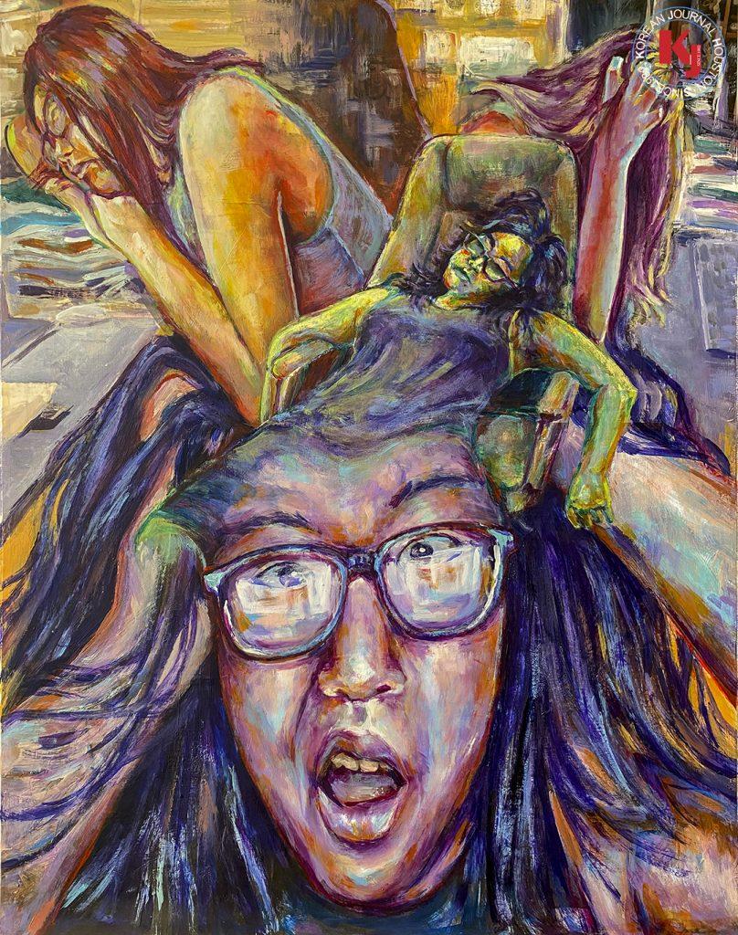 """STRESS""  by  Hoi Lee Chung12th Grade   Cinco Ranch High School"