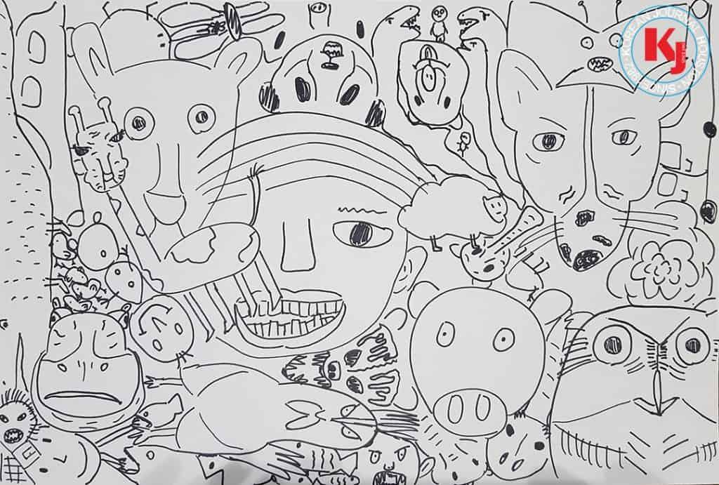 """EVERYTHING""  by  Hanny Lee8th Grade   Beckendorff Jr. High School"