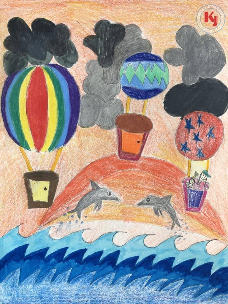 """TRAVEL""  by  Kaylie Chui3rd Grade   Nichols Elementary"