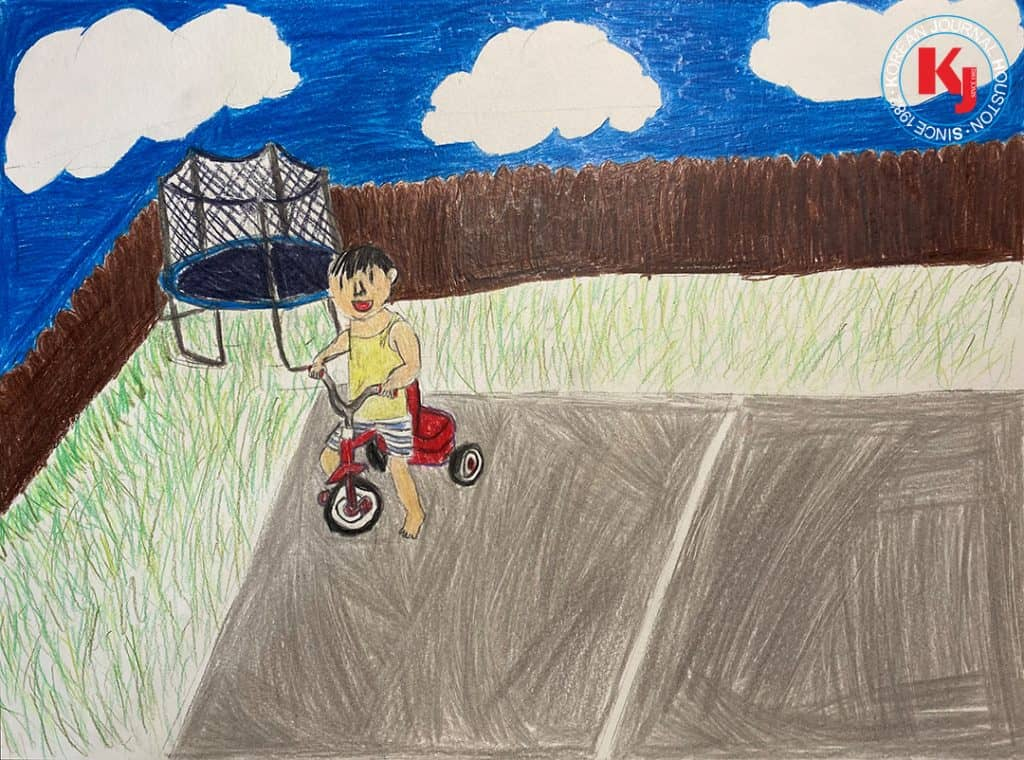 """""""MY LITTLE BROTHER'S PLAYGROUND""""  by  Gia Hyun4th Grade   Kilpatrick Elementary"""